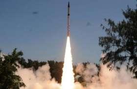 सतह-से-सतह पर मार करने वाली स्वदेशी बैलिस्टिक मिसाइल 'प्रहार' का सफल परीक्षण