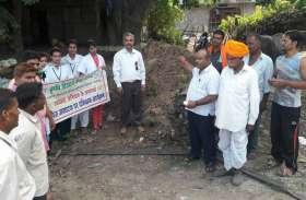 -कृषि विज्ञान केंद्र का अमला पहुंचा ग्रामीण क्षेत्रों में