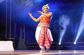 Photo Gallery : ओडिसी नृत्य की मनमोहक प्रस्तुति से नंदिनी गोयल ने मोहा सबका मन