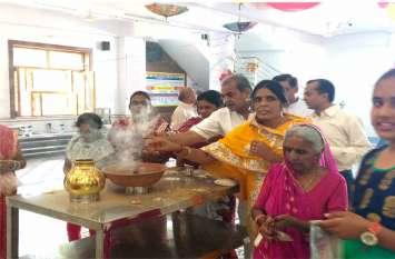 दिगम्बर जैन समाज ने मनाई सुगंध दशमी