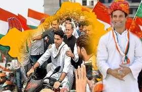 बोले Rahul- जिस दिन सचिन मोटरसाइकिल चला रहे थे, गहलोत पीछे बैठे थे, राजस्थान में Congress उसी दिन जीत गई