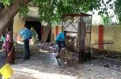 रेलवे के स्वच्छता के दावों की पोल खोलती ज्ञानपुर स्टेशन की हकीकत