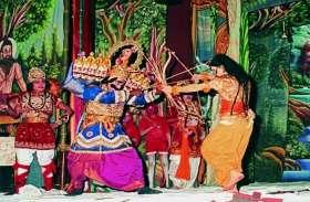 Dussehra 2018 : बुराई पर अच्छाई की जीत का प्रतीक विजयादशमी इस तारीख को है, दशहरा के लिए नोएडा के रामलीला ग्राउंड हो रहे हैं तैयार