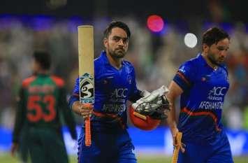 ASIA CUP 2018: राशिद खान ने जड़ी तूफानी फिफ्टी, साथ ही 2 विकेट झटक जन्मदिन को मनाया खास