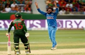 जडेजा ने किया ड्रीम कमबैक, बांग्लादेश के बल्लेबाजों को नचाया अपनी फिड़की पर और झटके 4 विकेट