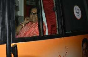 मुख्यमंत्री ने अलवर शहर विधायक से कहा, सिंघल साहब आप भी मंच से उतर जाओ