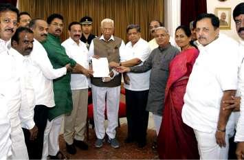 भाजपा ने कर्नाटक के सीएम पर लगाया राजद्रोह का आरोप, कार्रवाई की मांग