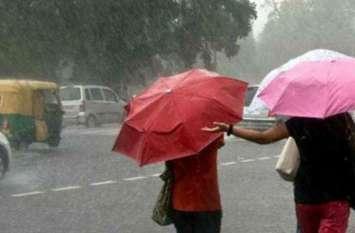 दिल्ली एनसीआर में बारिश से राहत, हवा सुधरने की उम्मीद