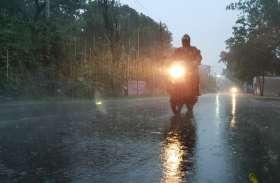 20 दिन बाद हुई तेज बारिश, सतपुड़ा डैम के तीन गेट दो फीट तक खुले