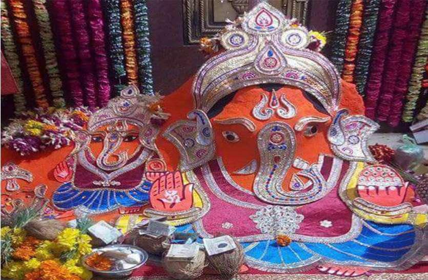 गणेश मंदिर: इस मंदिर की दीवार पर उल्टा स्वास्तिक बनाने से होती है हर मन्नत पूरी
