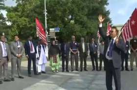 संयुक्त राष्ट्र मानवाधिकार परिषद के सामने पीओके के लोगों ने खोली पाक की पोल