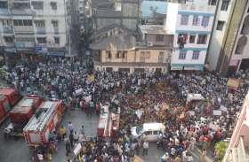PICS : लारी-गल्ला वालों ने दिखाई ताकत