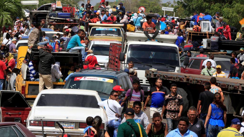 वेनेजुएला में अमरीकी सेना के दखल से मच सकती है बड़ी तबाही
