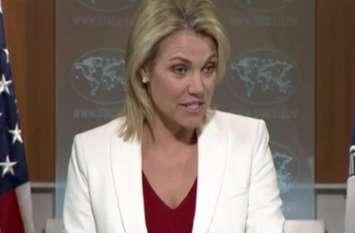 भारत-पाक संबंधों पर अमरीका की टिपण्णी, देखें वीडियो