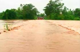 ओडिशा पर दया कर निकल गया चक्रवाती तूफान DAYE,बारिश के कारण बढा जलका नदी का जलस्तर