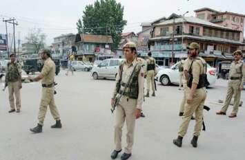 जम्मू-कश्मीर पुलिस ने सात एसपीओ के इस्तीफे की खबर का खंडन करते हुए इसे बताया झूठाः गृह मंत्रालय