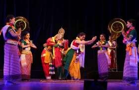 नृत्य की 5 विधाओं में पिरोया गीता सार