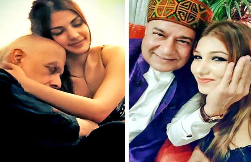 महेश भट्ट के साथ इस अभिनेत्री ने शेयर की ऐसी तस्वीर, लोगों ने की अनूप जलोटा-जसलीन से तुलना