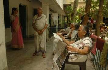 छापे में खुली वृद्धाश्रम की सच्चाई, काम करते मिले कर्मचारियों के रिश्तेदार