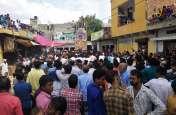 मातमी धुनों पर निकाला ताजिए का जुलूस, शाम को ताजिए-सुपुर्द-ए खाक