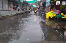 आष्टा में 20 मिनट तो खाचरोद में आधे घंटे हुई झमाझम बारिश