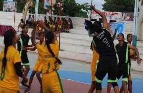 PICS : राज्य स्तरीय बास्केटबाल प्रतियोगिता का आगाज,अब होगी भिड़न्त