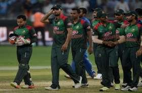 ASIA CUP 2018: भारत से मिली हार पचा नहीं पाए बांग्लादेशी, आगे के मैचों के लिए 2 खिलाड़ियों को भेजा बुलावा