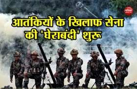 जम्मू-कश्मीरः पुलवामा-शोपियां में SPO के हत्यारे आतंकियों की तलाश शुरू, 700 जवानों ने संभाला मोर्चा