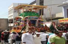 मोहर्रम : या अली या हुसैन की सदाओं के साथ जिलेभर में निकले ताजिया जुलूस