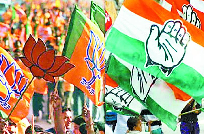 राजस्थान का रण : चौंकाने वाले आंकड़े, 41 साल में एक बार भी किसी पार्टी को नहीं मिले 50 फीसदी वोट