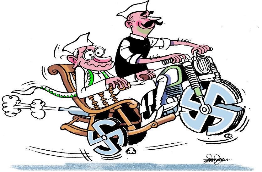 राजस्थान का रण : वृद्ध विधायकों का जुगाड़, टिकट न कटे, कटे तो वापस 'जुड़' जाए