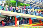 तीन हजार विद्यार्थियों को मिले स्मार्ट कार्ड