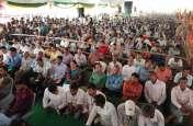 प्रदेश के विकास में पैसों की कभी कमी नहीं होने दी और चुनाव में टिकट का फैसला सर्वे के आधार पर होगा : मुख्यमंत्री राजे