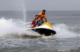 गोवा के बीच और एजवेंचर्स स्पोर्ट्स का मजा लीजिए अब छत्तीसगढ़ में भी, देखिए तस्वीरें