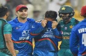 ASIA CUP 2018: पाकिस्तान ने जीता मैच, शोएब मलिक ने कुछ ऐसा कर जीत लिया अफगानियों का दिल