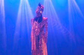 महात्मा गांधी मेडिकल यूनिवर्सिटी में 'चक्रव्यूह' नाटक का मंचन