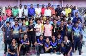 इलाहाबाद की टीम ने जीती ओवरऑल चैंपियनशिप ट्रॉफी