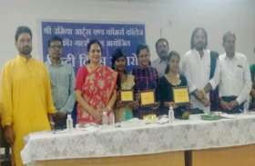 गुजरात के गांवों में भी बढ़ रही है हिंदी की साख: गढ़वी