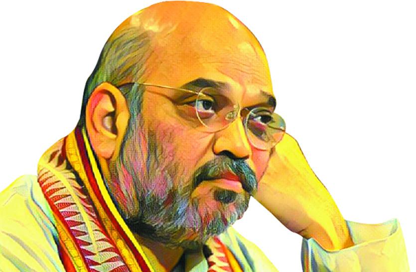 राजस्थान का रण: राजस्थान दौरों में अव्यवस्थाओं से अमित शाह नाखुश! ओम माथुर को निर्देश, दौरों में साथ रहें