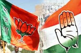 दोनों बड़ी राजनीतिक पार्टियां एक-दूसरे की हर गतिविधियों के साथ बागियों की हलचल पर भी रख रहे नजर