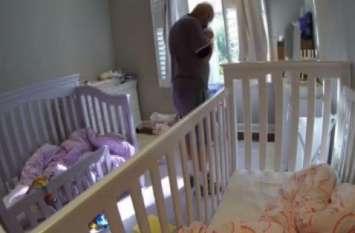 बेटियों के कमरे की मरम्मत के लिए बुलाया था मिस्त्री, कैमरे में कैद हुई ऐसी हरकत... उड़ गए पिता के होश