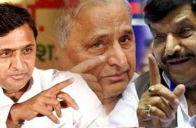 पूर्व विधायक रघुराज शाक्य का बड़ा बयान, मुलायम सिंह यादव देंगे शिवपाल का साथ