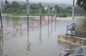 बारिश की जब लगी झड़ी तो गंभीरी नदी में क्यों बढ़ गया पानी