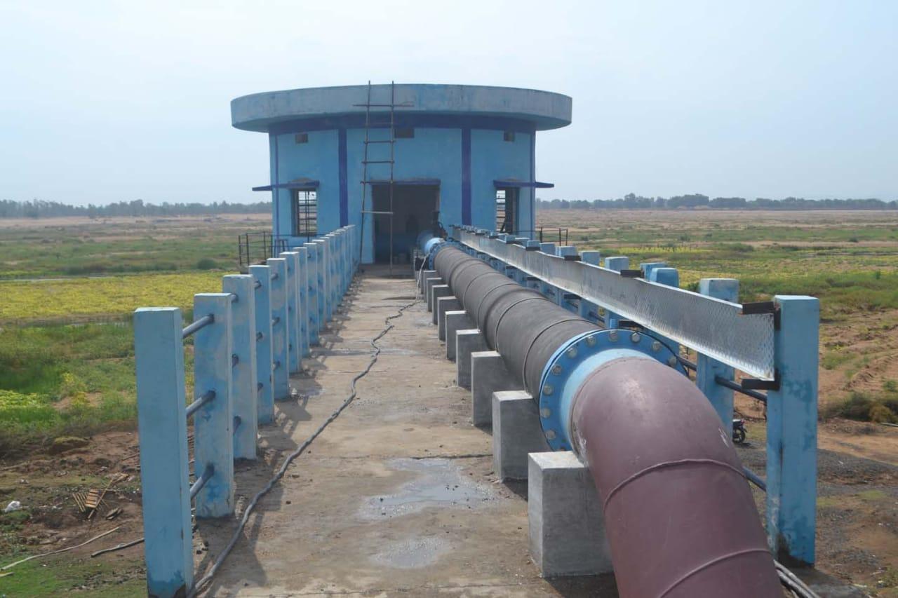 17 करोड़ 43 लाख रुपए की जल आवर्धन योजना बेअसर