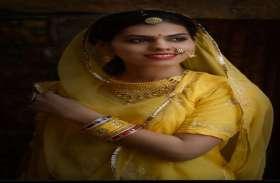 फैशन : जोधपुर की फैशन डिजाइनर सलोनी के संग जैसलमेर में खूबसूरत शूट