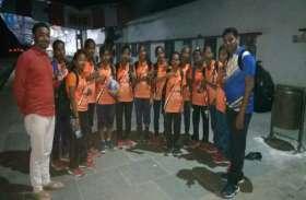 खेल मंत्री के प्रभार वाले जिले की महिला खिलाड़ियों को मदद मांगकर खेलनी पड़ रही स्टेट चैंम्पियनशिप