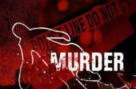 गणपति विसर्जन के दौरान रंजिश में चाचा-भतीजे की हत्या