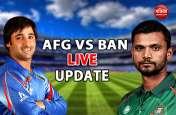 LIVE Asia cup Ban vs Afg : अफगानिस्तान को लगा दूसरा झटका, रहमत शाह हुए आउट