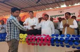 आयुष्मान भारत कार्यक्रम का जनपद में हुआ प्रसारण,  60 हजार परिवार होगें इस योजना से लाभान्वित