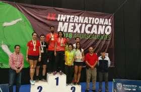 अंतरराष्ट्रीय बैडमिंटन स्पर्धा- प्रदेश की जूही-वेंकट की जोड़ी ने जीता मिश्रित युगल खिताब
